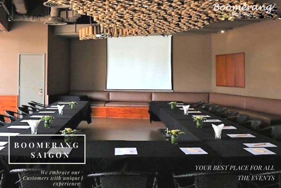 Conference venue for rent