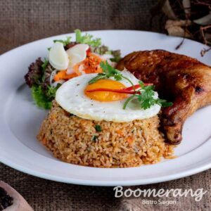 Malaysia fried rice