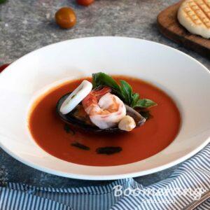 Tomato seafood