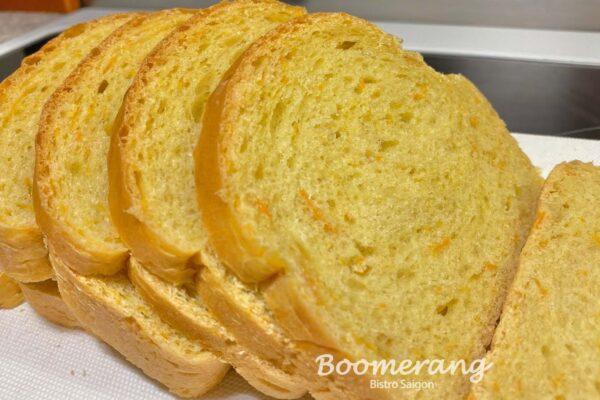 Bánh mì cà rốt
