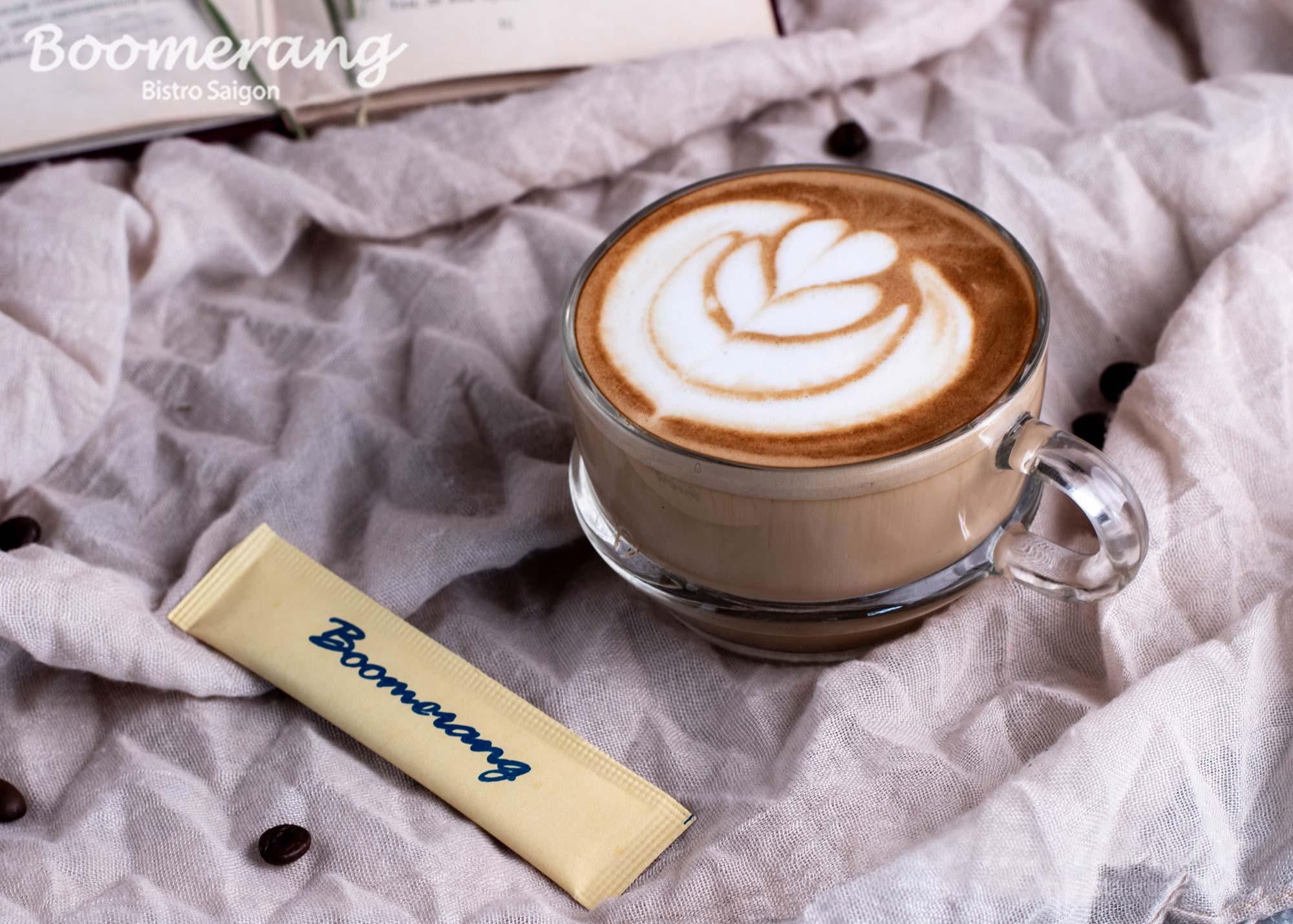 Late cappuccino