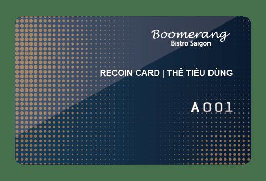 RECOIN CARD